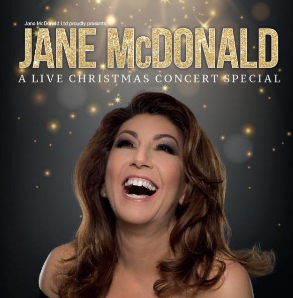 Jane McDonald Christmas Concert Special