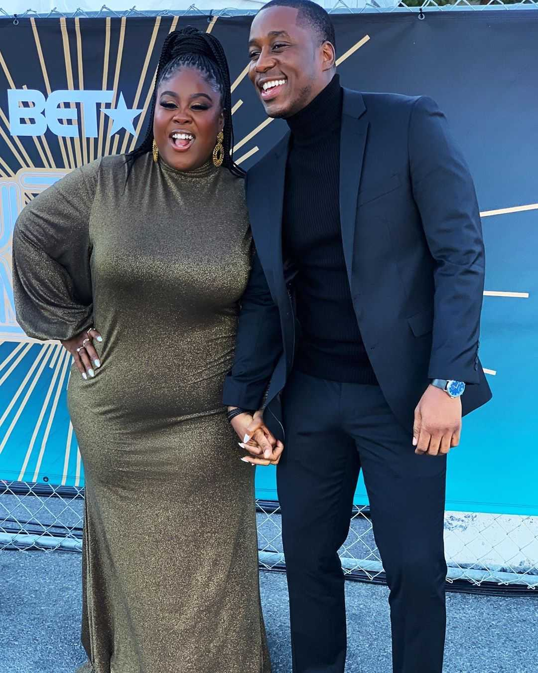 Micah William and Raven Goodwin are Engaged