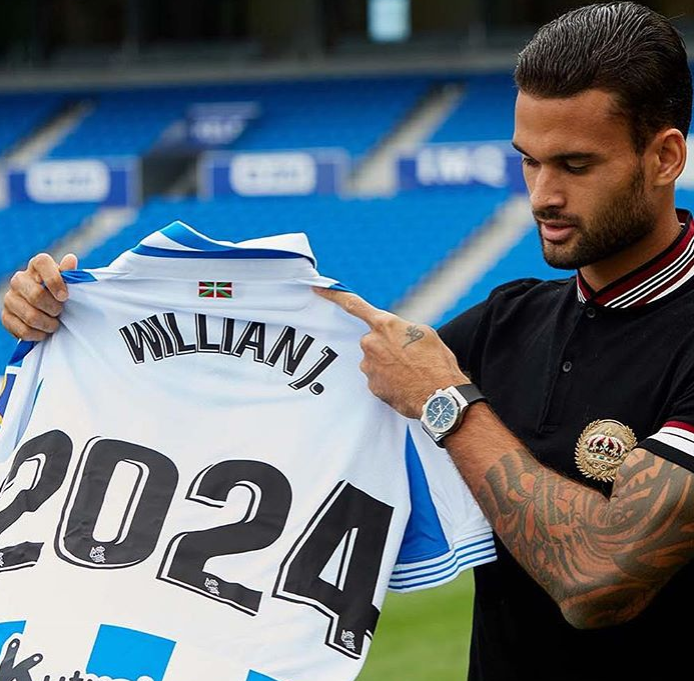 Willian Jose Career