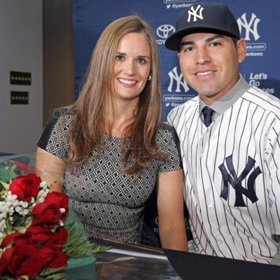 Jacoby Ellsbury and Wife
