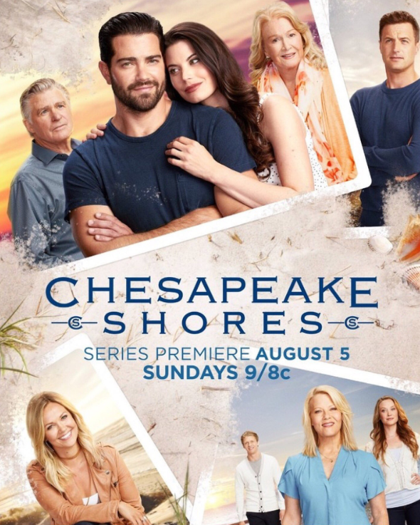 Jesse Metcalfe Chesapeake Shores
