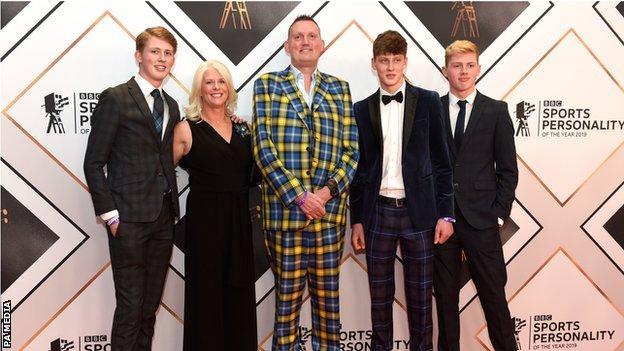 Doddie Weir Awards