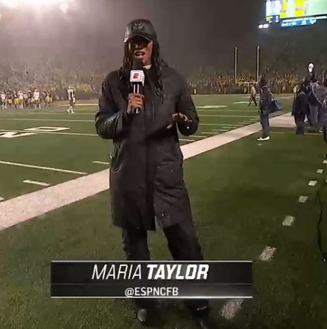 Maria Taylor ESPN Host