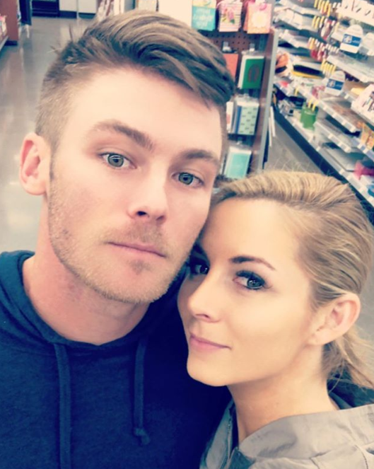 Laura Rutledge and Josh Rutledge