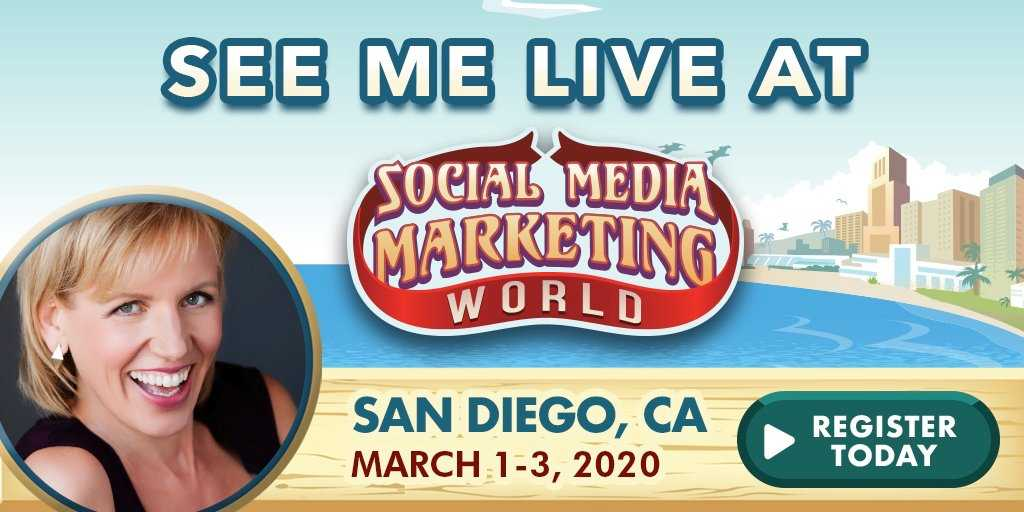 Mari Smith Social Media Marketing World