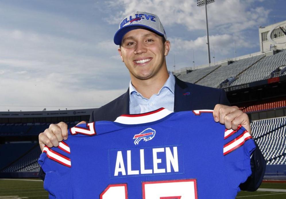 Josh Allen Buffalo Bills