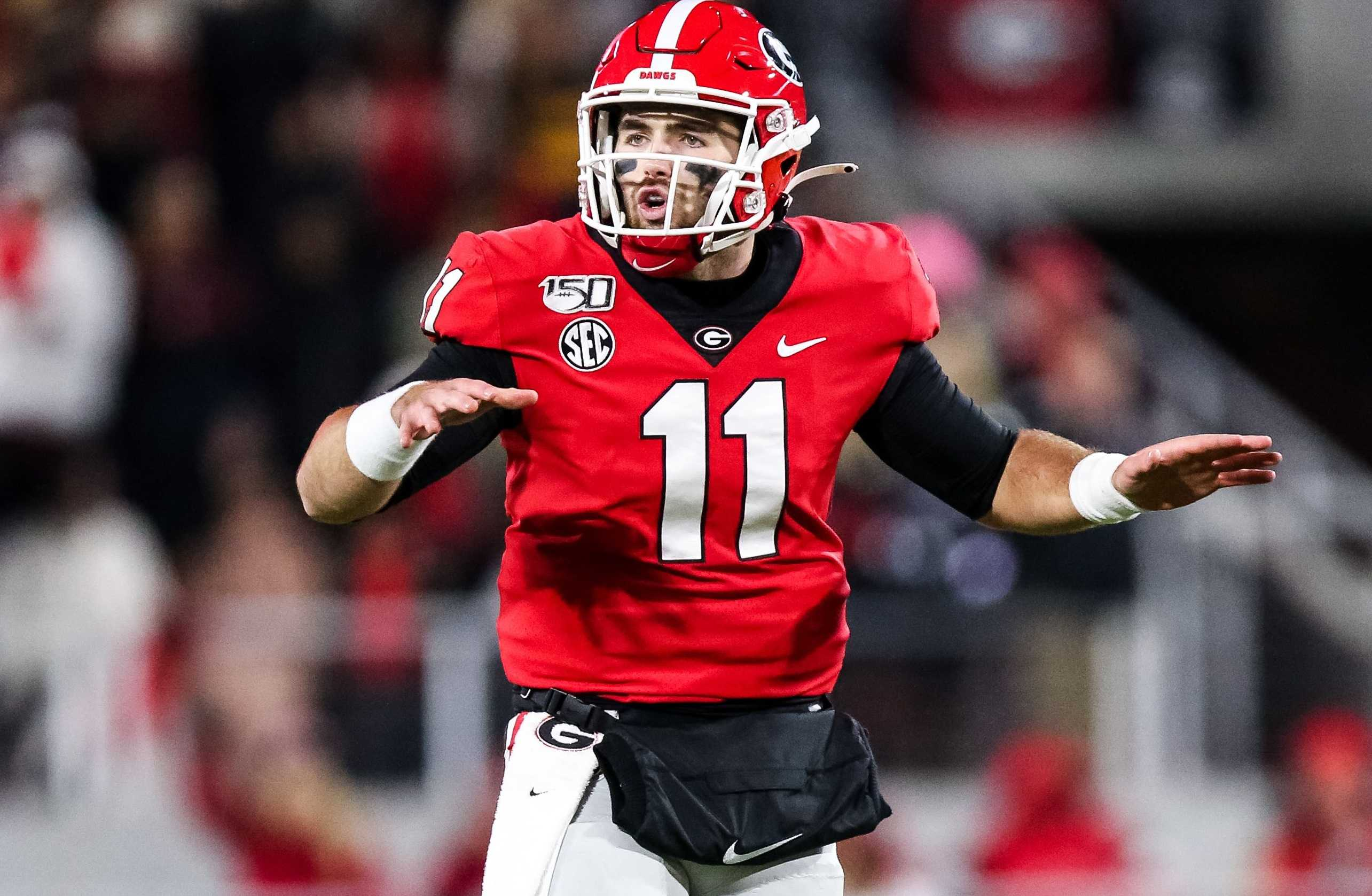 Jake Fromm stats