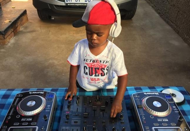 DJ Arch Junior Titltes