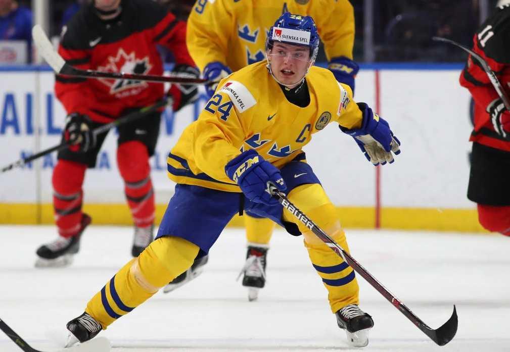 Lias Andersson teams