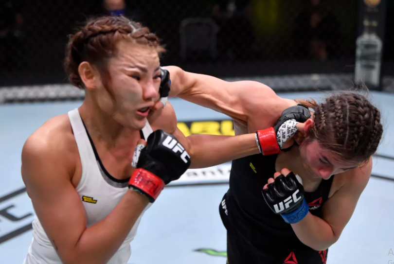 Alexa Grasso wins flyweight debut with strong showing against Ji Yeon Kim