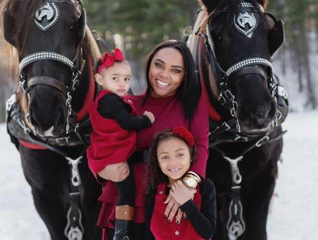 Shayanna Jenkins Children