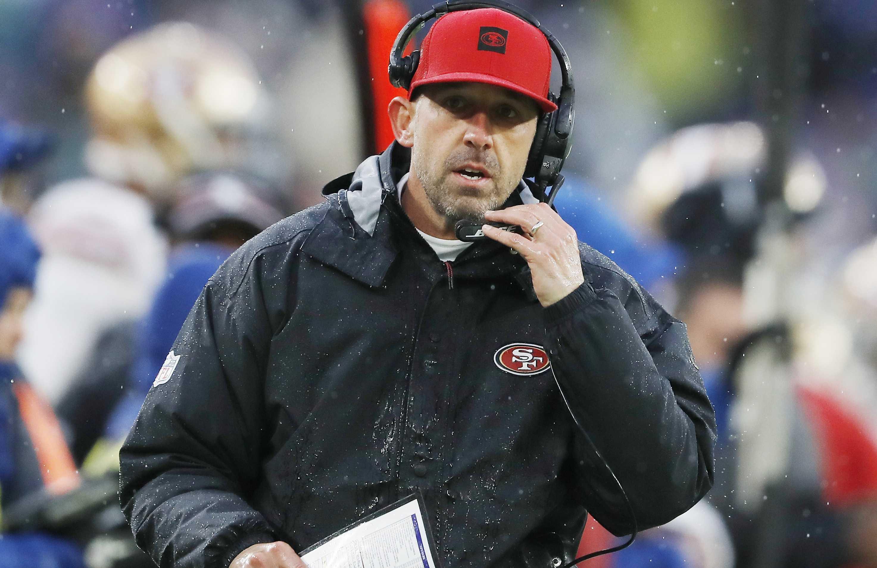 Kyle Shanahan Coach