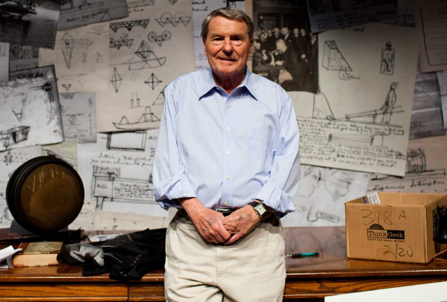 Jim Lehrer TV SHows