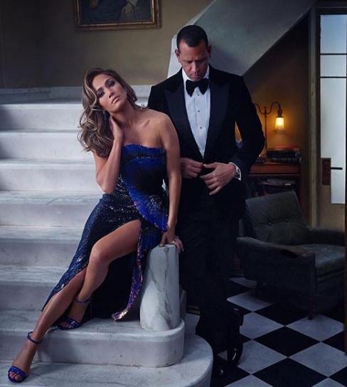 Me and Mine ( Jennifer Lopez and A Rod)