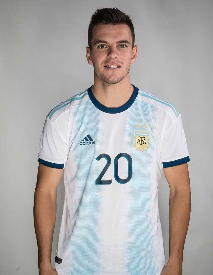Giovani Lo Celso Stats