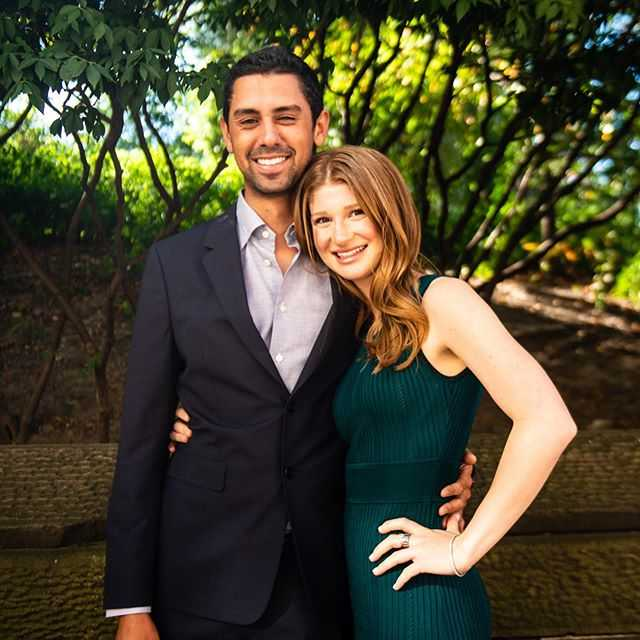 Nayel Nassar and Jennfier Gates Engaged