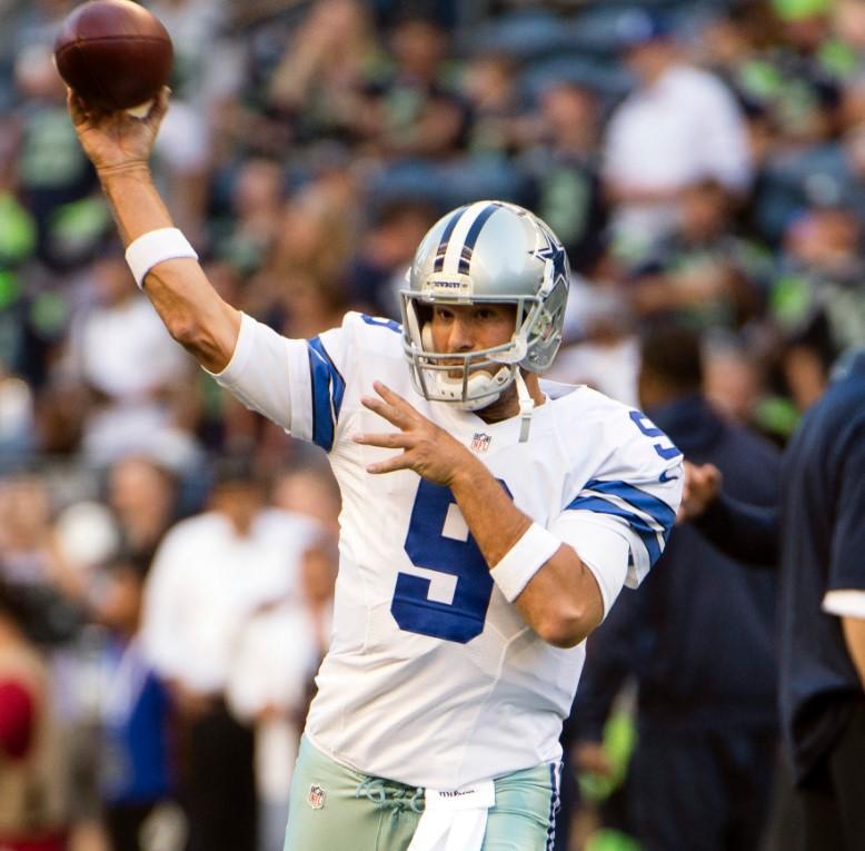 Tony Romo Cowboys