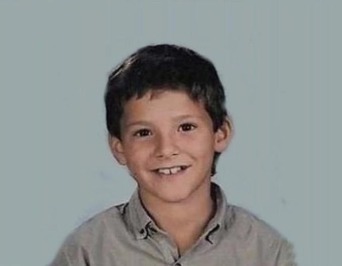 Tony Romo young