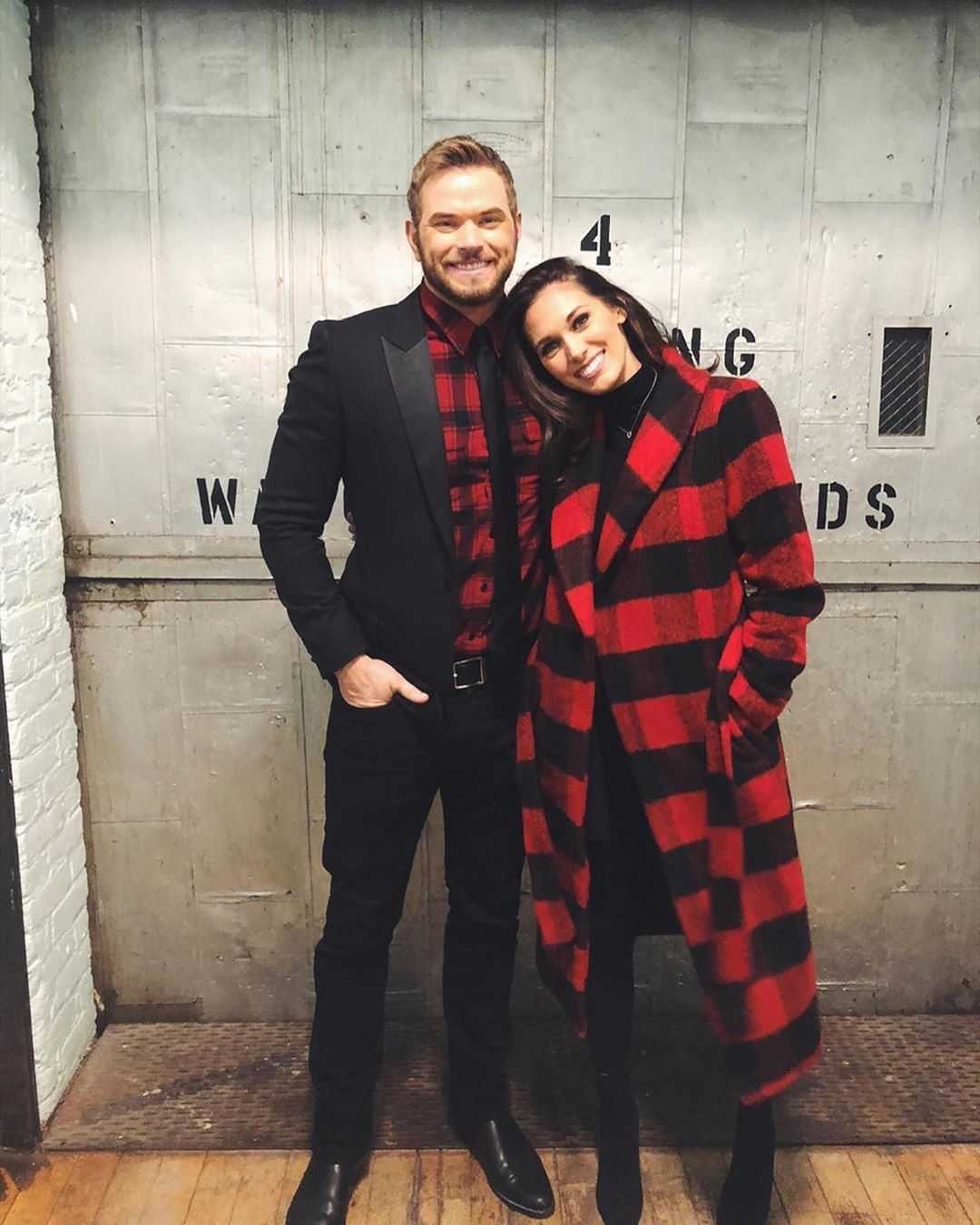 Kellan Lutz and Brittany Gonzales Love Story