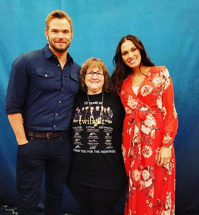 Kellan Lutz Family