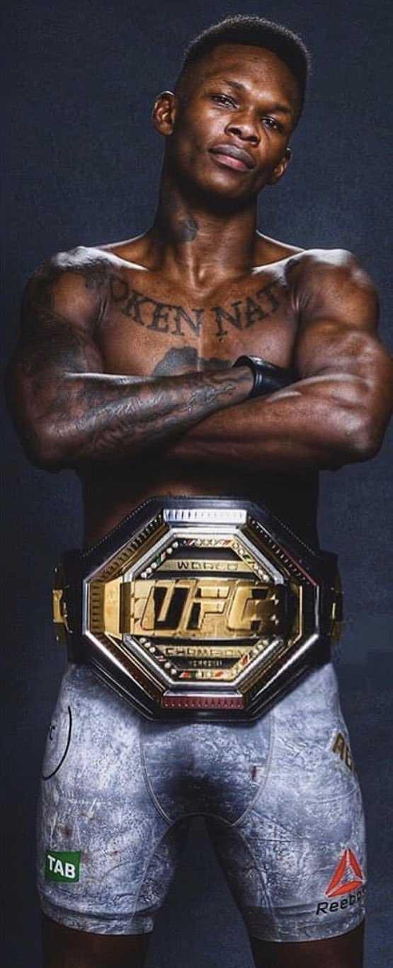 Israel Adesanya UFC Record
