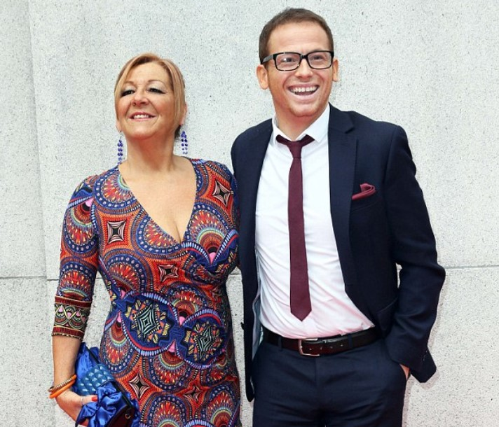 Joe Swash Parents