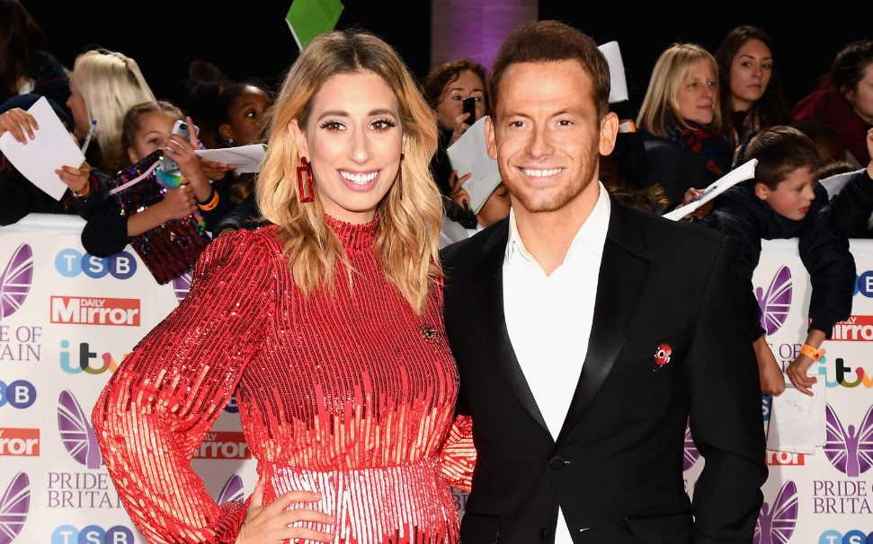Joe Swash Married