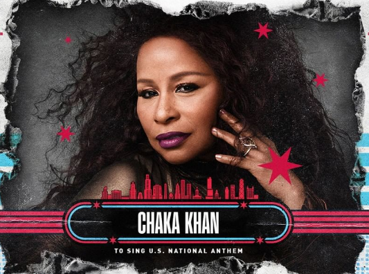 Chaka Khan To Sing All Star 2020 National Anthem