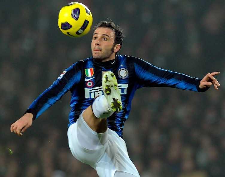 Giampaolo Pazzini Inter Milan
