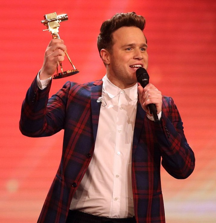 Olly Murs awards