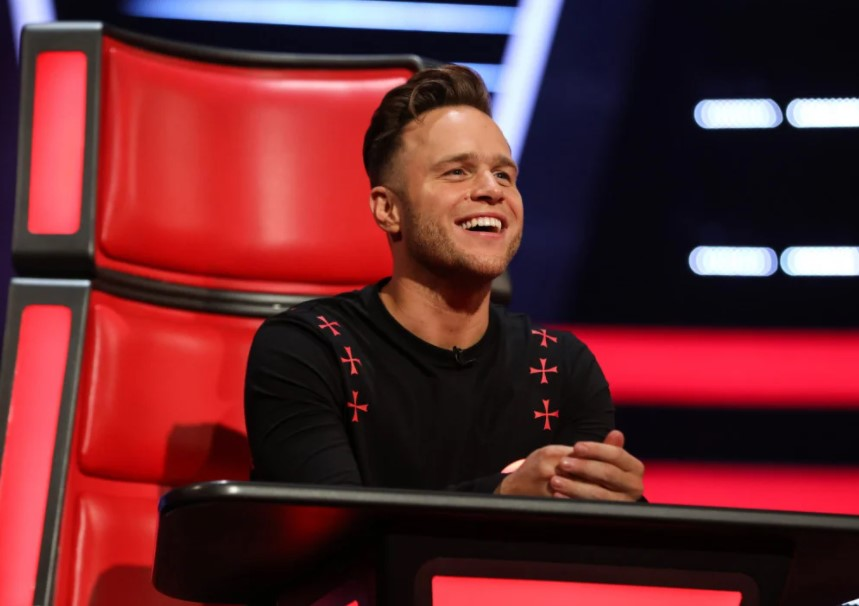 Olly Murs The Voice UK