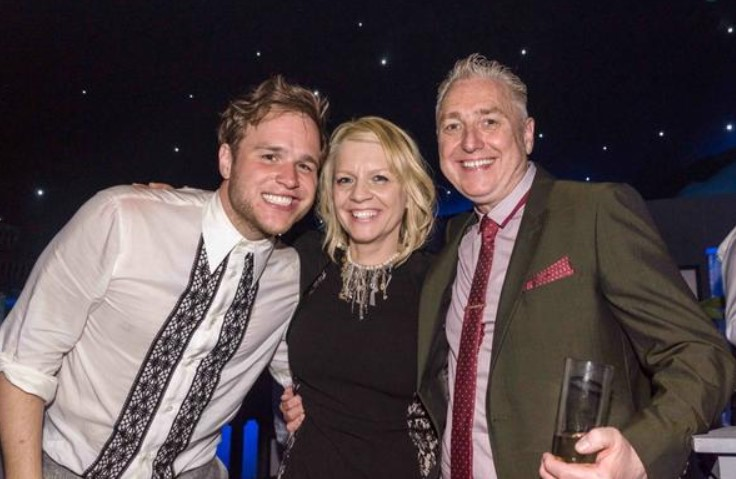 Olly Murs parents