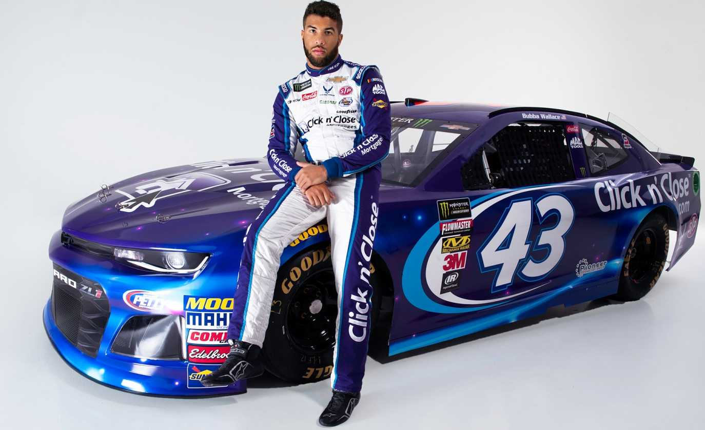 Bubba Wallace Car