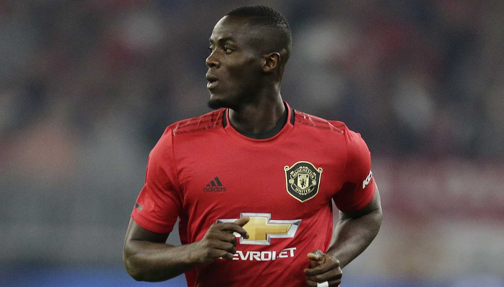 Eric Bailly Current Team