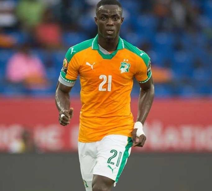 Eric Bailly Ivory Coast