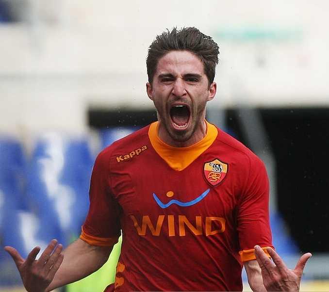 Fabio Borini Roma