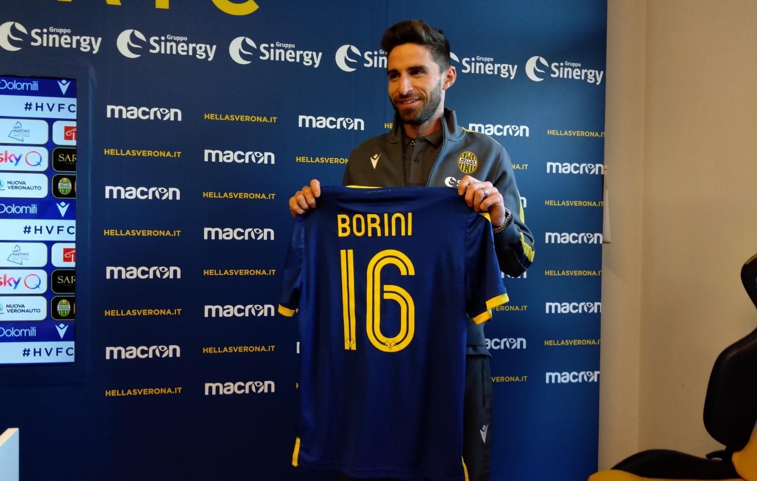 Fabio Borini Verona