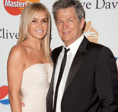 Yolanda With David Foster (Ex-Husband)