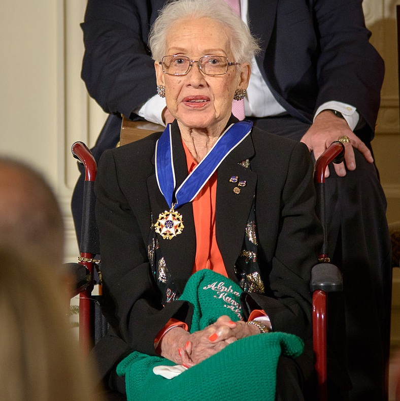 Katherine Johnson Honor