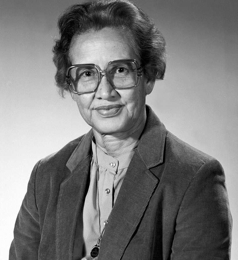 Katherine Johnson Career