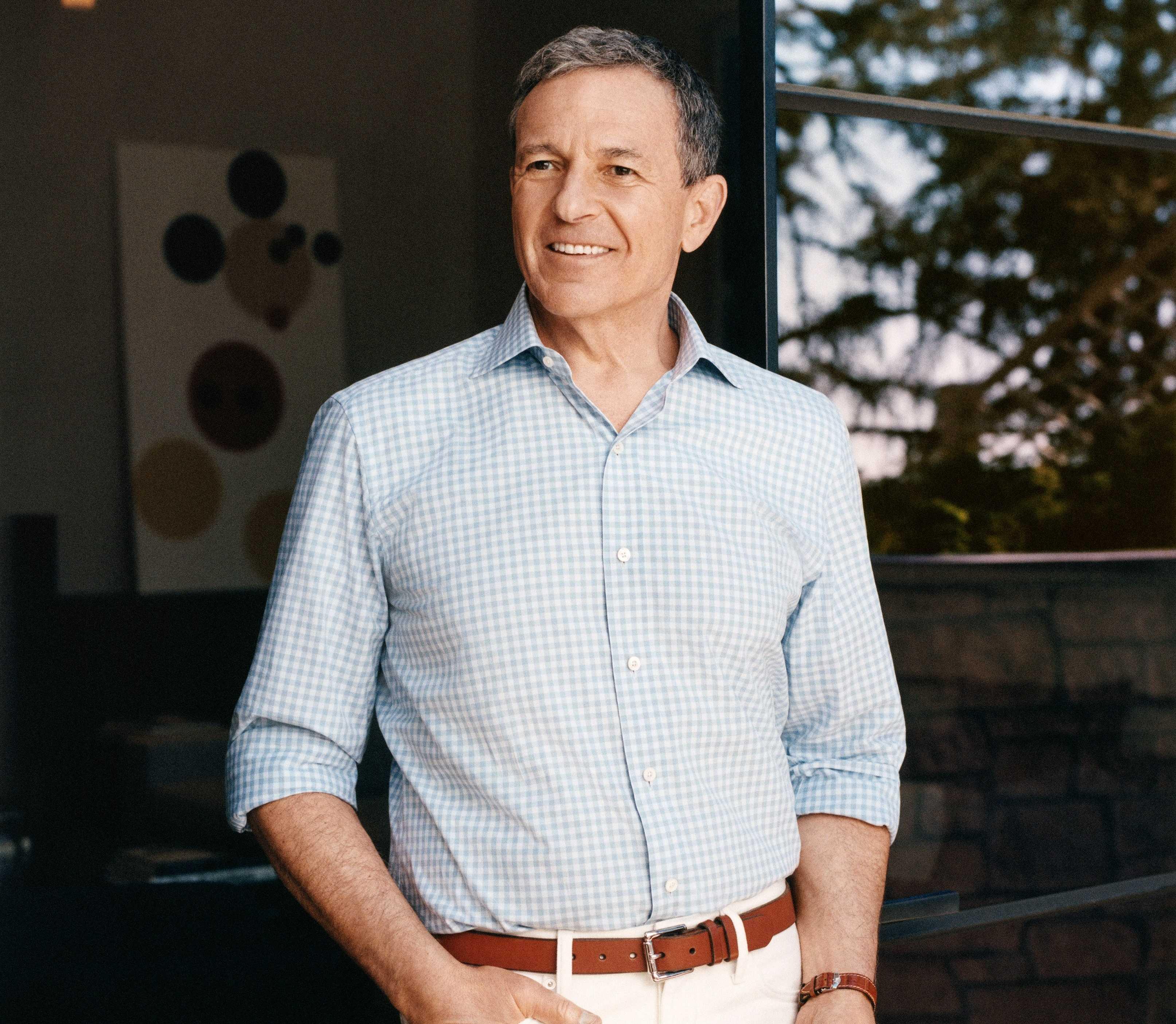 Bob Iger CEO