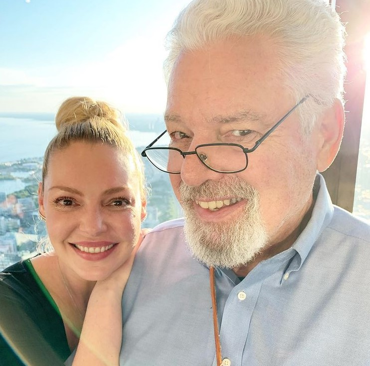 Katherine Heigl father