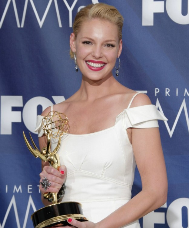 Katherine Heigl awards