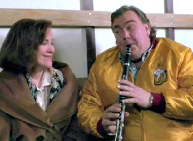 John Candy in Home Alone