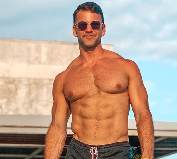 Aaron Schock Body