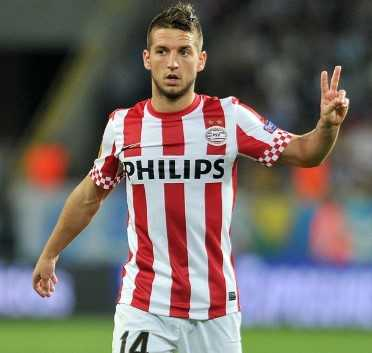 Dries Mertens PSV