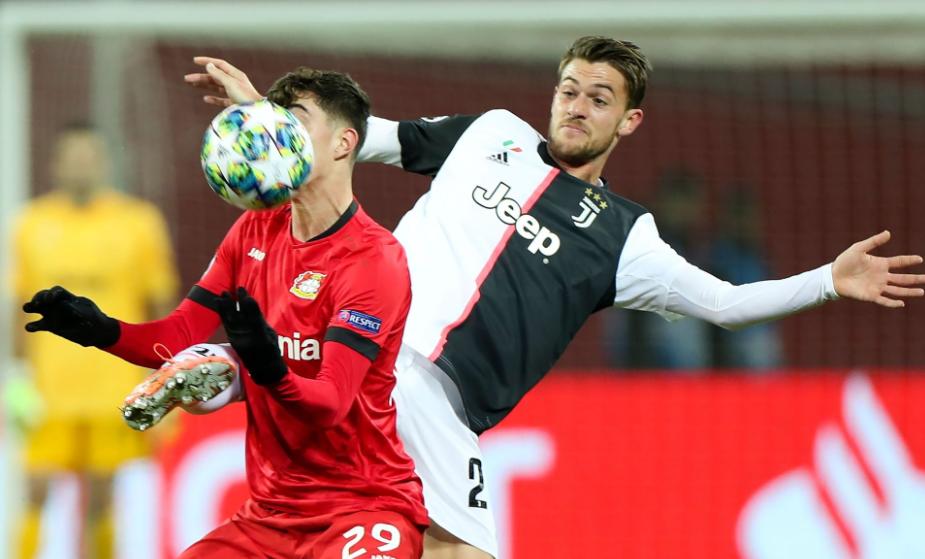 Juventus Confirmed That Daniele Rugani Tested Positive Coronavirus