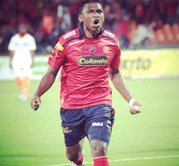 Alfredo Morelos Independiente