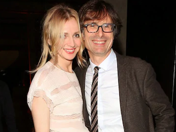 Robert Peston With Charlotte Edwardes