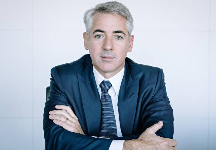 Bill Ackman, the famous investor
